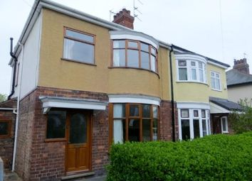 Thumbnail 3 bed semi-detached house to rent in Lilac Avenue, Willerby