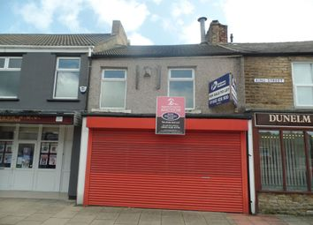 Thumbnail Retail premises for sale in King Street, Spennymoor