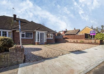 Thumbnail 2 bed bungalow for sale in Marconi Road, Gravesend