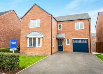 4 bed detached house for sale in Poplar Court, Penyffordd, Chester, Flintshire CH4
