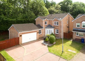 Thumbnail 4 bed detached house for sale in 65 Woodlands Crescent, Johnstone