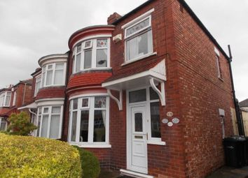 Thumbnail 3 bed semi-detached house to rent in Ottawa Road, Longlands, Middlesbrough