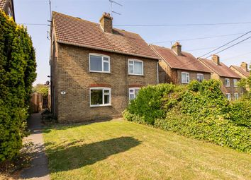 Thumbnail 3 bed semi-detached house for sale in The Crescent, Teynham, Sittingbourne