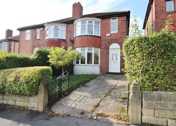 Thumbnail 3 bed semi-detached house for sale in Rippon Crescent, Malin Bridge, Sheffield