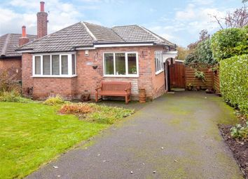 Thumbnail 2 bed detached bungalow for sale in Richmond Road, Romiley, Stockport