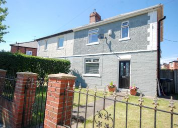Thumbnail 2 bed semi-detached house for sale in Dilston Terrace, Jarrow