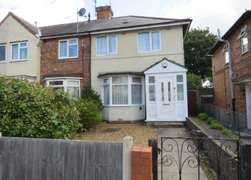3 bed end terrace house to rent in Birches Green Road, Birmingham B24
