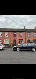 Thumbnail 2 bed terraced house to rent in Abergarw Road, Bridgend