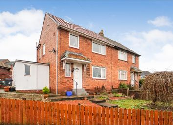 Thumbnail 3 bed semi-detached house for sale in Coalfell Avenue, Carlisle