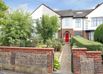 Thumbnail 4 bed terraced house for sale in Lionel Road North, Brentford