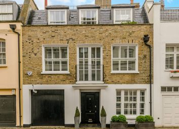 Thumbnail 2 bed property to rent in Clabon Mews, Knightsbridge
