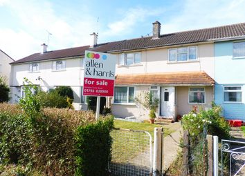 Thumbnail 3 bed terraced house for sale in Eshton Walk, Swindon