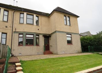 Thumbnail 3 bed flat for sale in Dryburgh Avenue, Denny