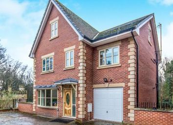 Thumbnail 6 bed detached house for sale in The Hollies, Godley, Hyde, Greater Manchester