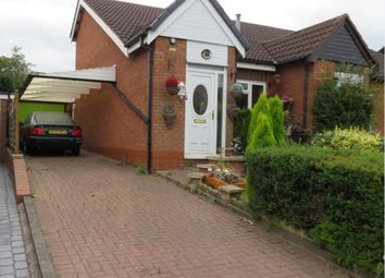 Thumbnail 1 bed semi-detached house for sale in Curlew Close, Lichfield