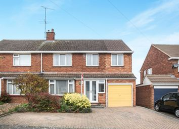 Thumbnail 4 bed semi-detached house for sale in Hadrian Avenue, Dunstable