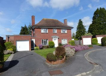 Thumbnail 4 bed property for sale in Wellbridge Close, Dorchester, Dorset