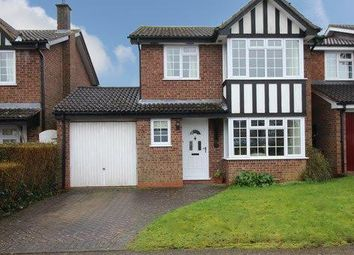 Thumbnail 3 bed detached house for sale in Green Finch Drive, Moulton, Northampton