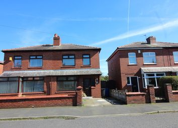 Thumbnail 2 bed semi-detached house for sale in Barnsley Street, Wigan
