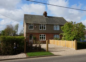 Thumbnail 3 bed semi-detached house for sale in Hadleigh Road, Holton St Mary, Colchester, Suffolk