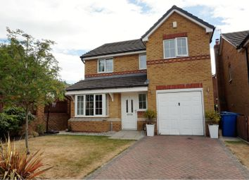 Thumbnail 4 bed detached house for sale in Cottesmore Close, Whitworth