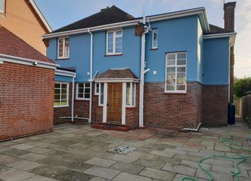 Thumbnail 4 bedroom detached house to rent in Abbey Road, Worthing, West Sussex