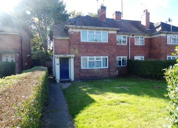 Thumbnail 2 bed maisonette to rent in Linley Grove, Kings Heath, Birmingham