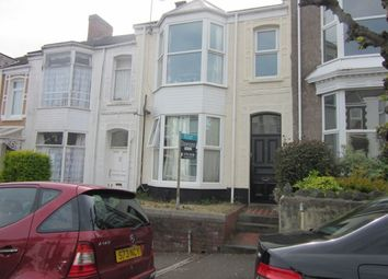 Thumbnail 2 bed property to rent in Pantygwydr Road, Uplands, Swansea
