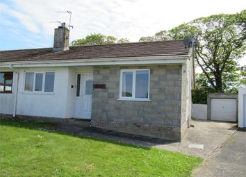 Thumbnail 3 bed semi-detached bungalow for sale in 9 Maes Dyfed, St Davids, Haverfordwest, Pembrokeshire