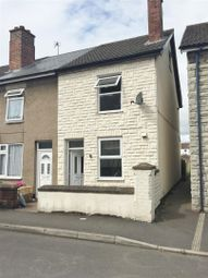Thumbnail 2 bed end terrace house for sale in Newcastle Street, Huthwaite, Sutton-In-Ashfield