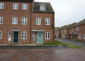 Thumbnail 4 bed town house for sale in Robert Pearson Mews, Grimsby
