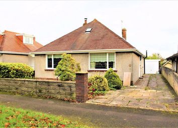 Thumbnail 2 bed detached bungalow for sale in Riversdale Road, West Cross, Swansea