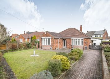 Thumbnail 3 bed detached bungalow for sale in Station Road, Hatfield, Doncaster