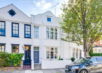 Thumbnail 4 bed terraced house for sale in Anselm Road, West Brompton, London