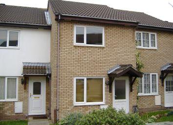 Thumbnail 2 bed terraced house to rent in Fairoak Chase, Brackla, Bridgend