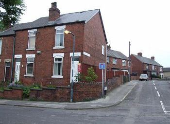 Thumbnail 3 bed terraced house to rent in Parsons Cross Road, Wadsley Bridge, Sheffield