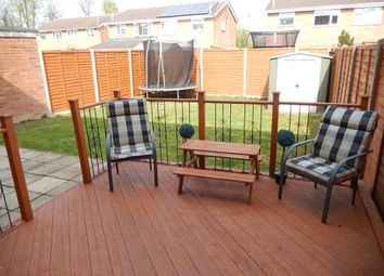 Thumbnail 5 bed semi-detached house for sale in John Eve Way, Market Deeping, Peterborough