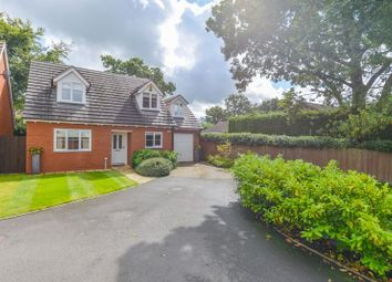 Thumbnail 3 bed detached house for sale in Oak Tree Close, Tern View, Market Drayton