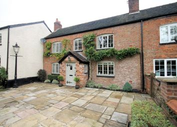 Thumbnail 3 bed cottage for sale in Beech Hill, Town Lane, Mobberley, Knutsford