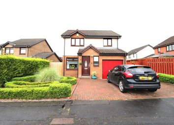 Thumbnail 3 bed detached house for sale in 26, Jennie Lee Drive, Overtown, Wishaw, North Lanarkshire