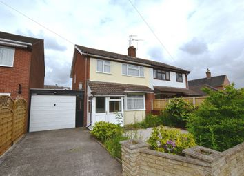 Thumbnail 3 bed semi-detached house for sale in Smithfield Close, Market Drayton