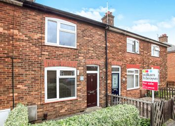 Thumbnail 2 bed terraced house for sale in Belsize Avenue, Woodston, Peterborough