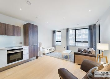 Thumbnail 1 bed flat for sale in St. Josephs Street, London
