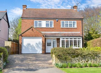 Thumbnail 4 bed detached house for sale in Shenley Road, Shenley Church End, Milton Keynes