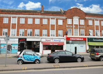 Thumbnail 2 bed flat for sale in Manor Parade, Sheepcote Road, Harrow-On-The-Hill, Harrow