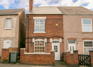 3 bed semi-detached house for sale in Leabrooks Road, Somercotes DE55