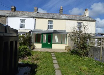 Thumbnail 2 bed cottage for sale in Trebarwith Road, Delabole