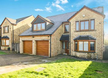 Thumbnail 5 bed detached house for sale in Lynns Court, Weir, Bacup, Rossendale
