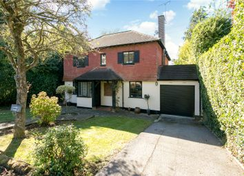 Thumbnail 3 bed detached house for sale in Chess Hill, Loudwater, Rickmansworth, Hertfordshire