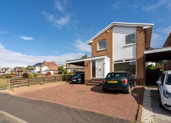 Thumbnail 3 bed detached house for sale in Buchanan Gardens, Polmont, Falkirk